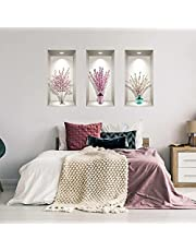 3D Wall decal set