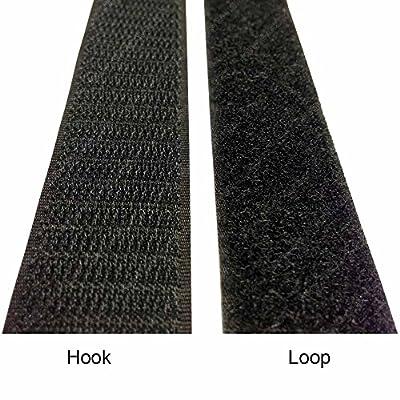 """1"""" Adhesive Backed Hook & Loop Tape Fastener"""
