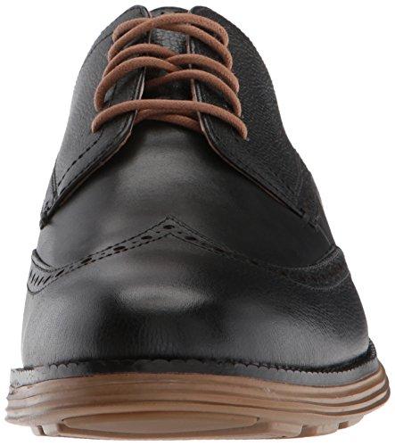 Cole Haan Heren Oorspronkelijke Shortwing Grote Oxford Zwart / Rubber