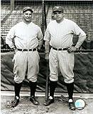 Lou Gehrig & Babe Ruth Yankees 8x10 Photo