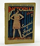 img - for Pictorial Weekly Magazine, January 28, 1928, No. 1,495, Vol. CXV - Scandal of Stage Fashions / Woodbine Willie book / textbook / text book