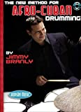 The New Method for Afro-Cuban Drumming Book with Audio CD