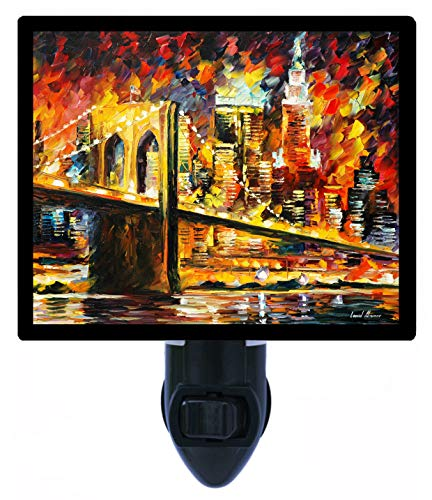 Brooklyn Bridge Led Lights in US - 8