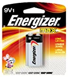 Cheap Energizer MAX 9V Alkaline Batteries, 1-Count