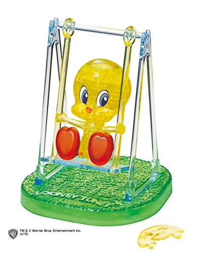 40 PCS Crystal Puzzle Baby Tweety