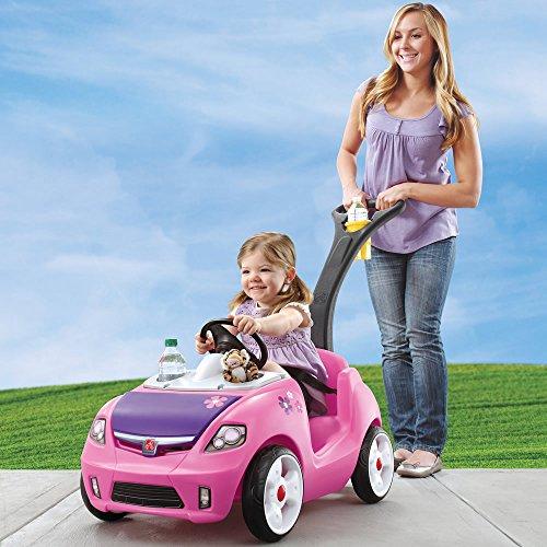 Step2 Whisper Ride Ii Ride On Push Car Pink Buy Online