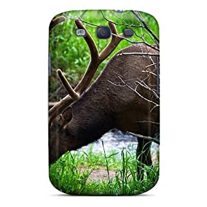 New Style Tpu S3 Protective Case Cover/ Galaxy Case - Animal