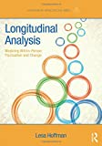 Longitudinal Analysis (Multivariate Applications Series)