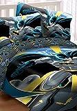 DC Comics Batman in the City Super Soft Luxury Full Size 4 Piece Comforter Set