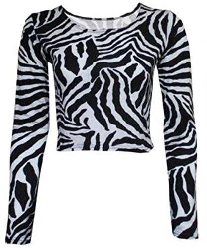 Zebra Crop - 4