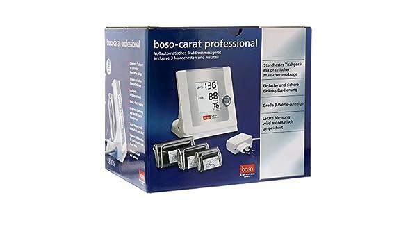 Boso - Tensiómetro profesional para la parte superior del brazo: Amazon.es: Salud y cuidado personal
