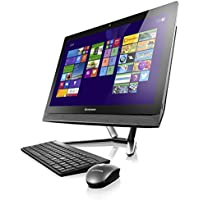 Lenovo C50-30 F0B1008TUS All in One desktop-23 23 FHD (1920x1080)/i5-4210U (1.7/2.7 GHz)/2TB HDD/8GB RAM / Windows 8.1 64- Black