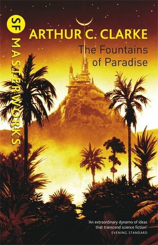 Book cover for The Fountains of Paradise
