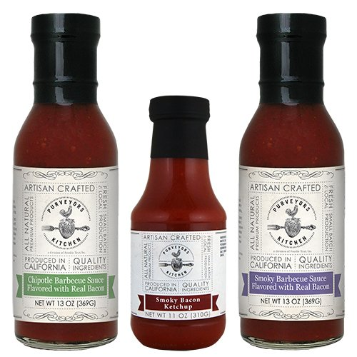 GOURMET BACON SAUCE SET