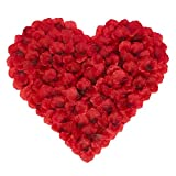 BESKIT 3000 Pieces Rose Petals Artificial Flower