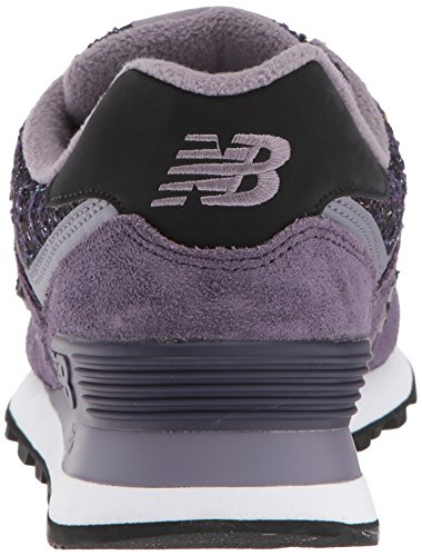 New Women's Purple Trainers 574 Balance rr4qfF