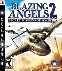 Blazing Angels 2: Secret Missions of WWII - Playstation 3