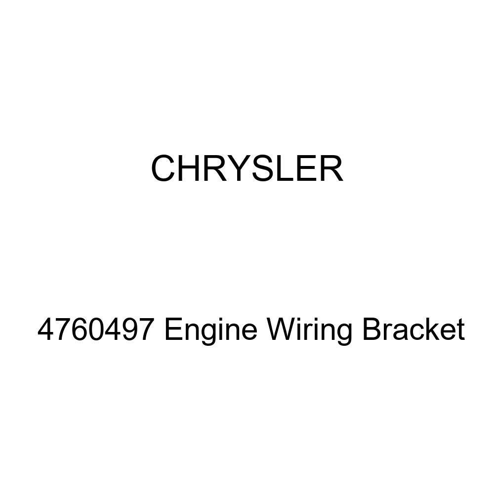 Genuine Chrysler 4760497 Engine Wiring Bracket