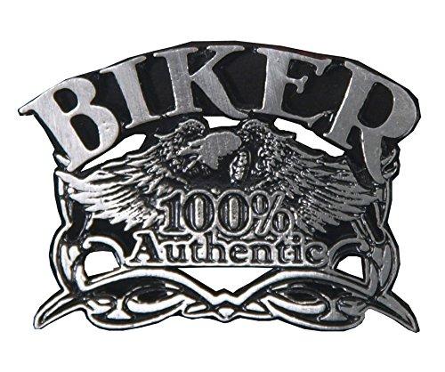 Pin's é pinglette Aigle 100% Bikers Moto Custom Harley AMT CUSTOM 25/PNA1141