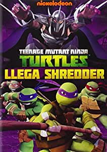 Tortugas Ninja: Llega Shredder [DVD]