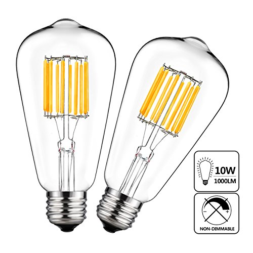 GEZEE Filament Incandescent Replacement Non dimmable product image