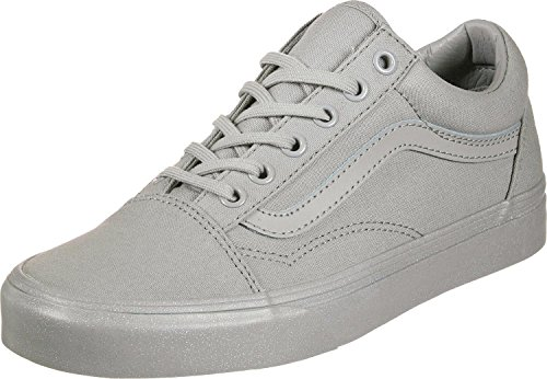 Vans Unisex Old Skool Classic Skate Shoes Glitter Drizzle WMs2S