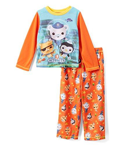 Octonauts Boys Pajamas (3T, (Octonauts Top)