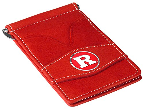NCAA Rutgers Scarlet Knights Players Wallet - Red ()