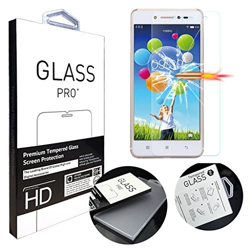 Tempered Glass for Lenovo S90 Clear - 5