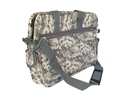 ImpecGear Deluxe Digital Camouflage Portfolio Organizer Carry Briefcase Laptop Bag (Camouflage2)