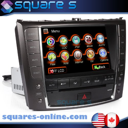 amazon com 2006 2013 lexus is250 2006 2013 lexus is350 in dash 2008 lexus es350 wiring-diagram amazon com 2006 2013 lexus is250 2006 2013 lexus is350 in dash navigation dvd gps radio av receiver cd sd usb ipod iphone ready bluetooth hands free touch