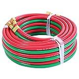 oxy cutting hoses - Goplus 25ft 1/4