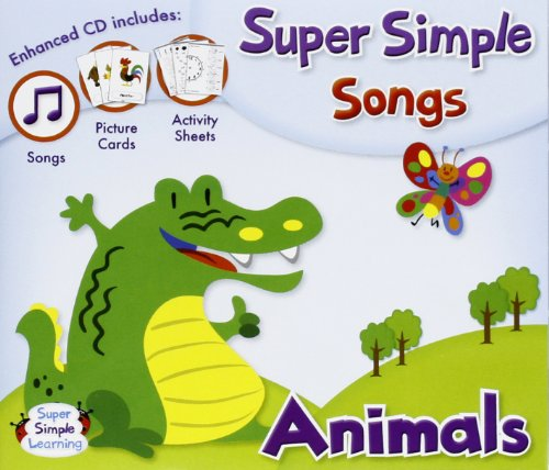 Super Simple Songs Animals Learning product image