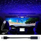 USB Star Projector Night Light, LEDCARE Car Roof