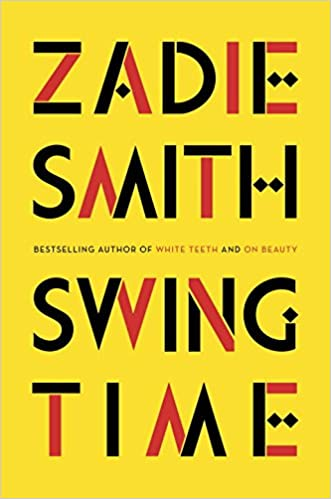 cover of zadie smith