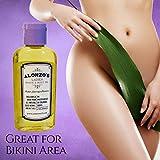 Alonzo's Sensational Shave - Shaving Oil for