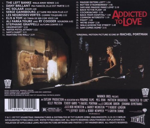Addicted To Love: Music From The Motion Picture by Tvt