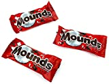 MOUNDS Dark Chocolate and Coconut, Snack Size