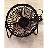 Polar Wind 4 Inch Personal Fan - Black