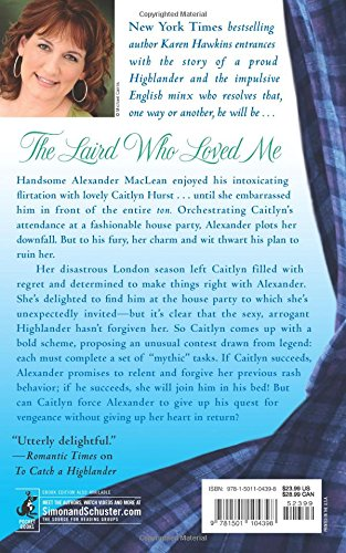 The Laird Who Loved Me (The MacLeans)