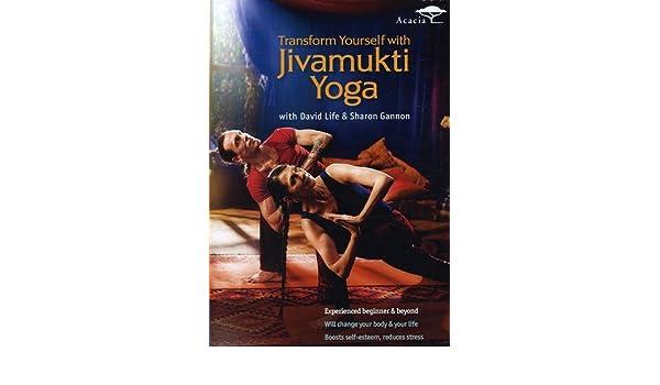 Transform Yourself With Jivamukti Yoga Reino Unido DVD ...