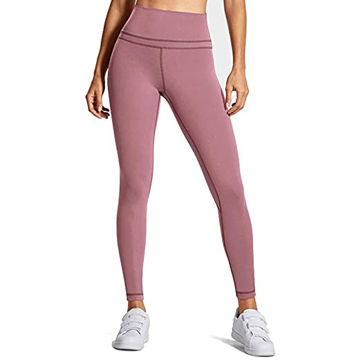 c40ef8fe3adb5 Image Unavailable. Image not available for. Color: Women's High Waist Pants,Tight  Fitness Nude Hidden Pocket Yoga ...