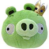 "Angry Birds 16"" Plush King Pig With Sound"