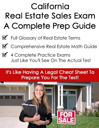 California Real Estate Exam A Complete Prep Guide: Principles, Concepts And 400 Practice Questions pdf epub