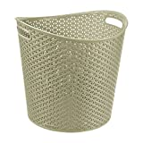 Curver My Style 00715 885: Laundry basket, 30 Litre, Cream by Curver