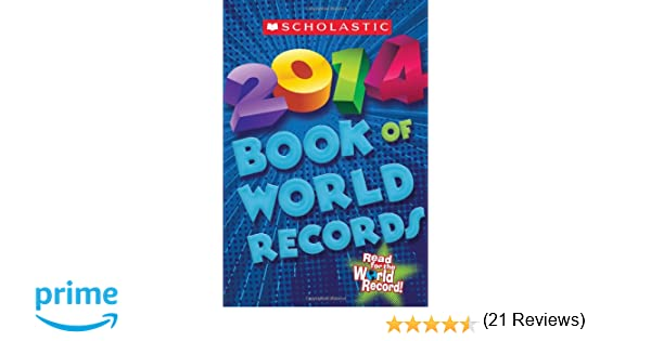 Scholastic book of world records 2014 best buzzworthy jenifer scholastic book of world records 2014 best buzzworthy jenifer corr morse 9780545562621 amazon books fandeluxe Gallery