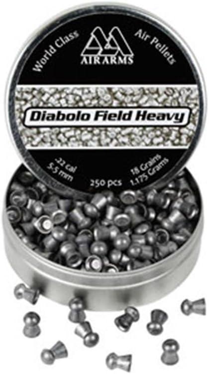 .22 caliber pellets
