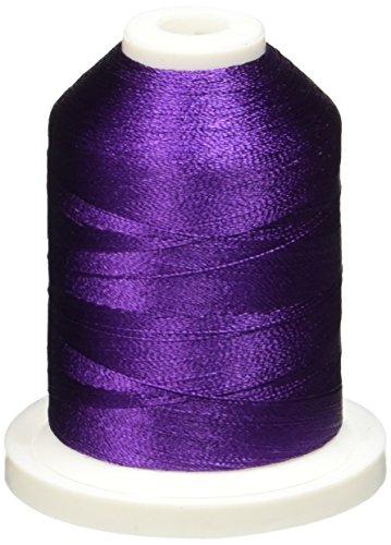 (Robison-Anton Rayon Super Strength Thread, 1100-Yard, Dark Purple)