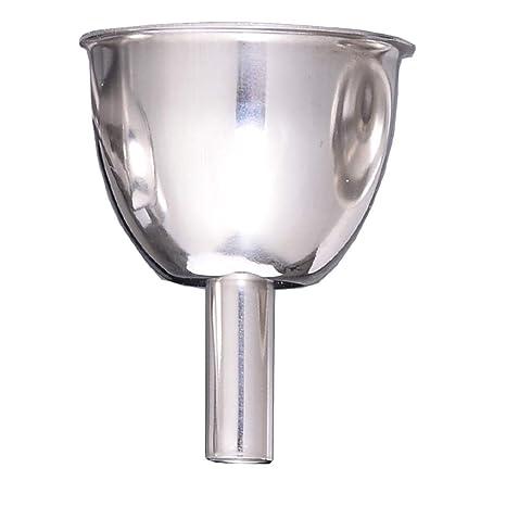 BESTONZON Embudo de filtro de agua de vino de acero ...