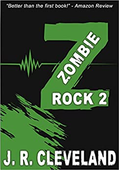 Zombie Rock 2 by [Cleveland, J. R.]
